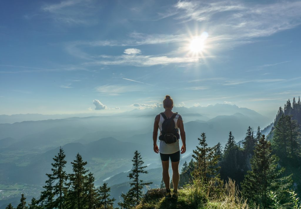 Actief op reis in de bergen